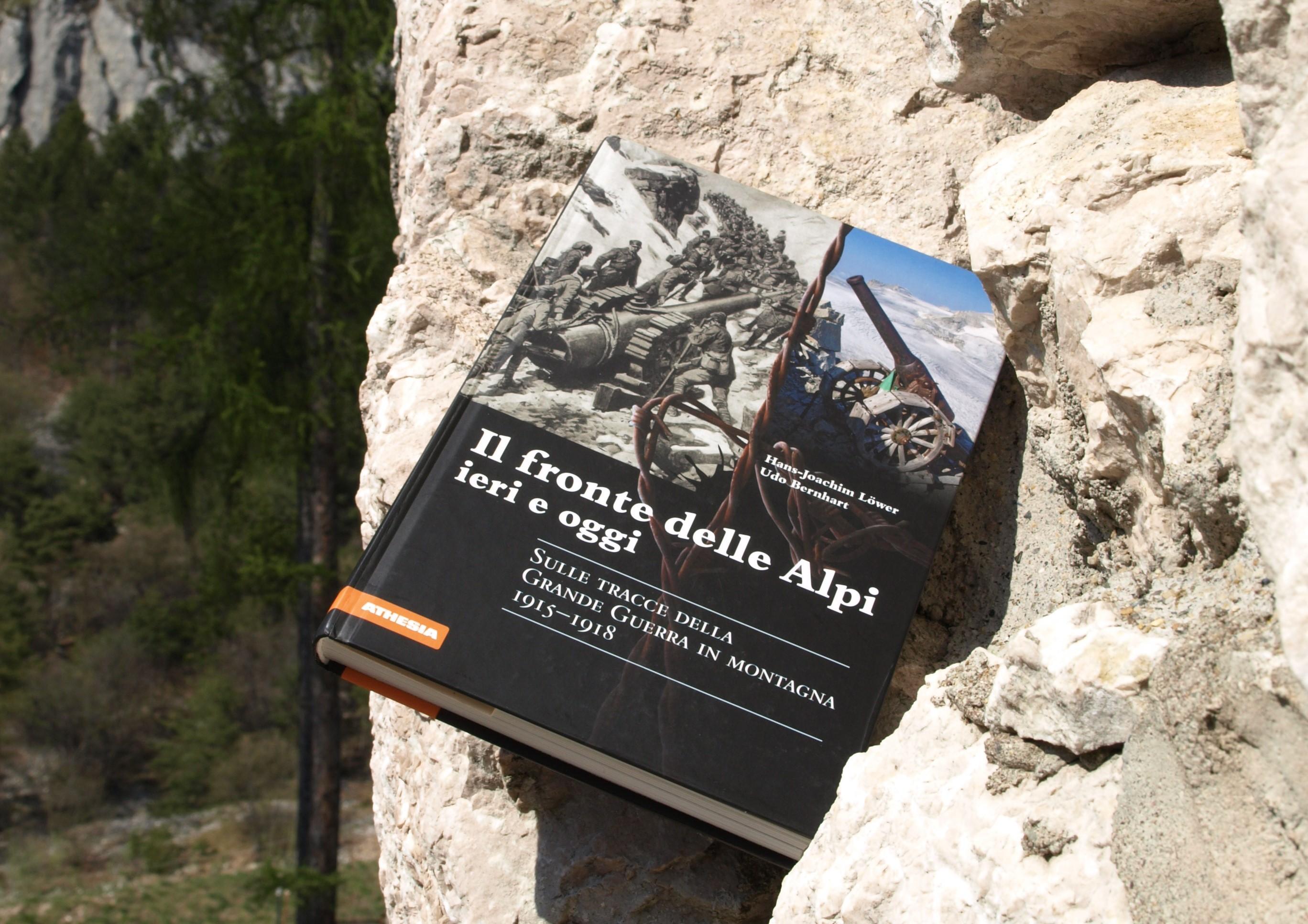Alpenfront Alpen Alpenfront libro JL Translations