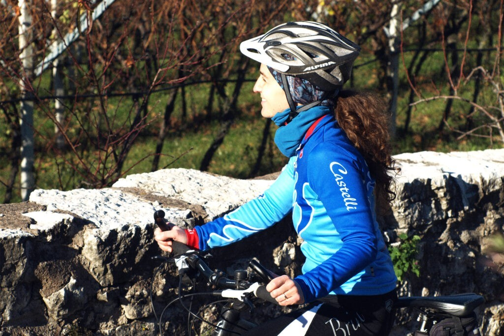 Jessica Longo Bike
